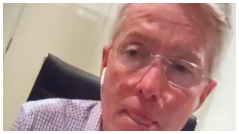 Craig Tiley, en el zoom de los jugadores