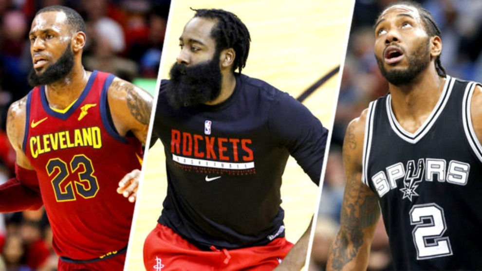James Harden and the NBA's other 'traitors'