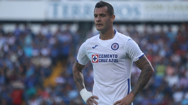 Milton Caraglio negó faltarle al respeto a Siboldi en Cruz Azul.