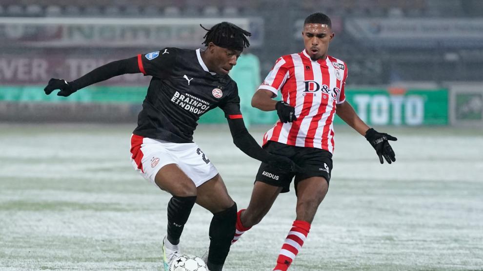 El PSV venció al Rotterdam