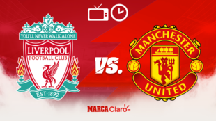 ¿Cómo, cuándo y dónde ver por TV el Liverpool vs Manchester...