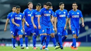 La caída del Cruz Azul desde el Apertura 2020.