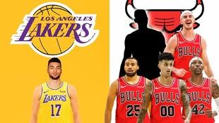Los Lakers, en estado de alarma: se lanzan a por Zach LaVine