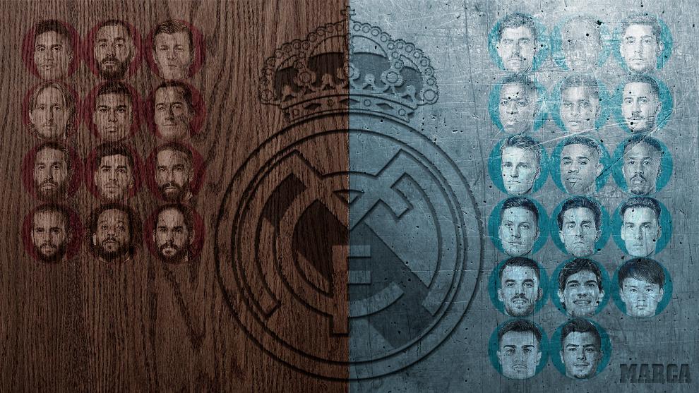 Odegaard lo confirma: la 'vieja guardia' acorrala al 'nuevo Madrid'