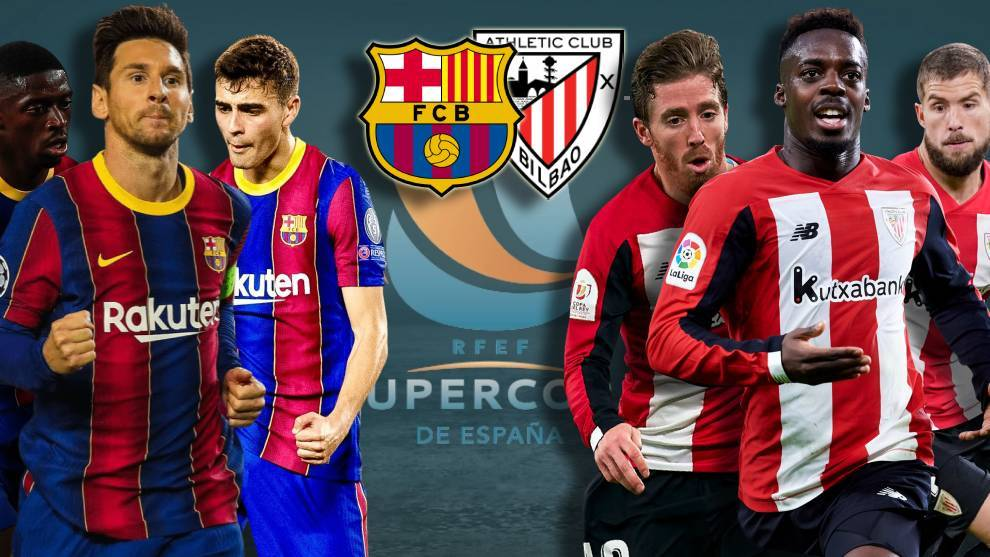 Barcelona vs Athletic Club, última hora en directo: onces oficiales, novedades...