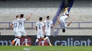 Pumas golea a Mazatlán con gran actuación de Montejano.