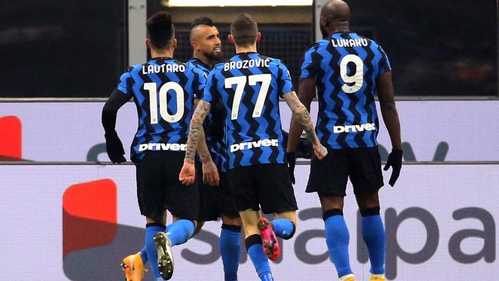El Inter hace un feo retrato de la Juve