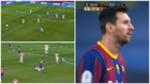 ¿Agresión? El acta habla de un golpe y a Messi podrían caerle dos partidos