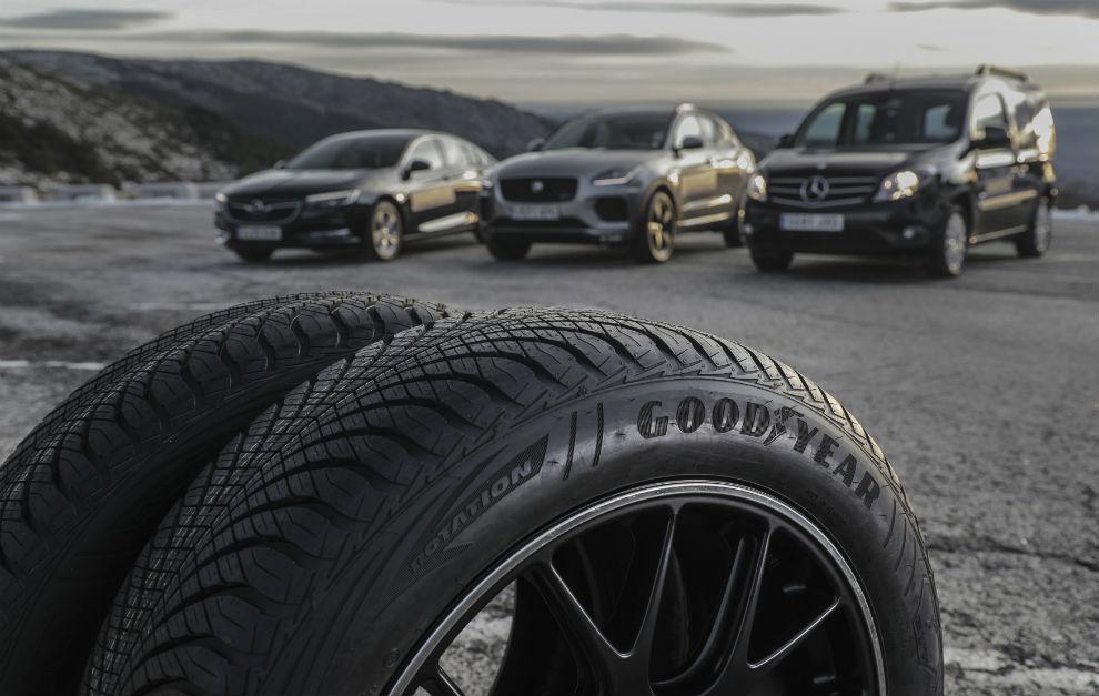 Neumáticos todo tiempo Goodyear Vector 4Seasons Gen-3.