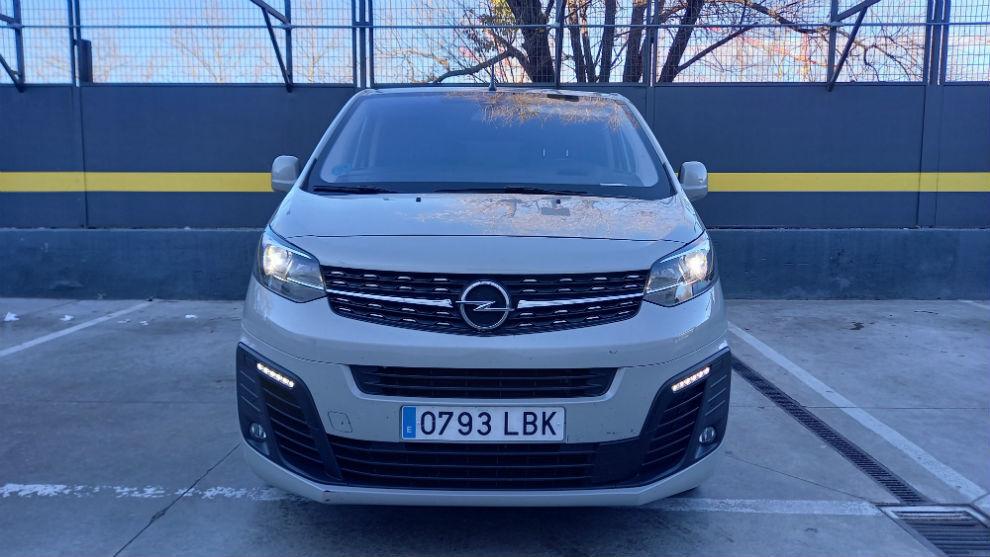 El Opel Zafira Life se ofrece con tres motores diésel de 120, 145 y 180 CV.