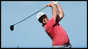 Jon Rahm, en el Sentry Tournamet of Champions.