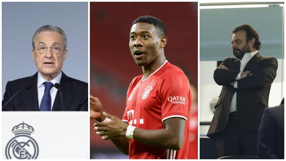 Real Madrid the smartest in pursuit of Alaba