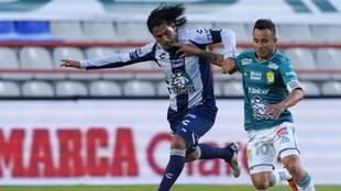 Pachuca vs León, partido del aliento Guardianes 2021