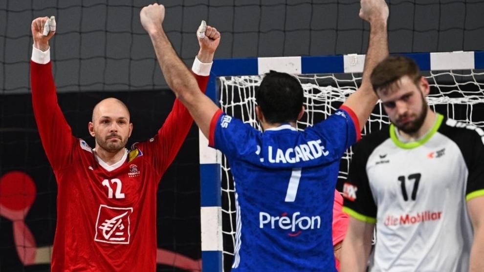 Resultados Equipos Clasificados Primera fase del Mundial de Balonmano