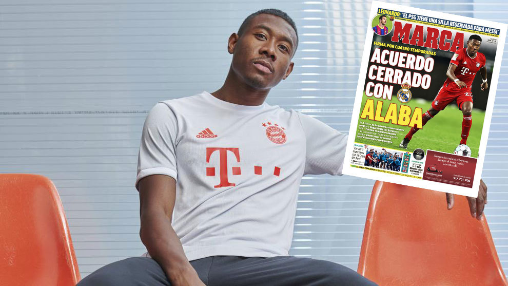 Alaba and Real Madrid: Done deal