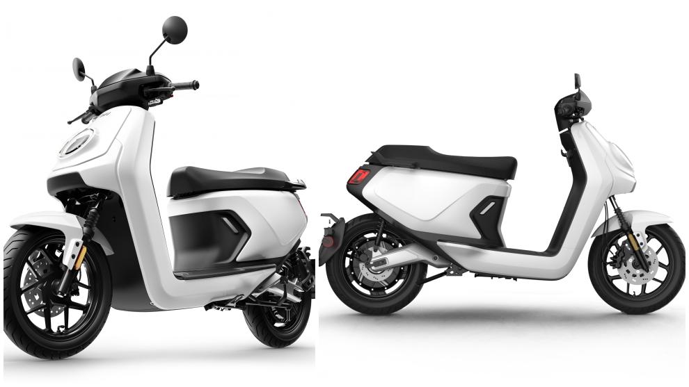 La versión extendida del Niu MQi GT aumenta la autonomía de 60-70 km a 80-90 km.