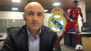 """""""Alaba, fantástico para el Madrid"""""""
