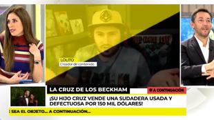 Isabel Rábago llama gilipollas a Lolito Fernández