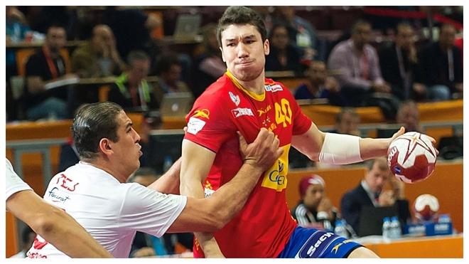 España - Túnez, en directo el primer partido de los Hispanos en el...