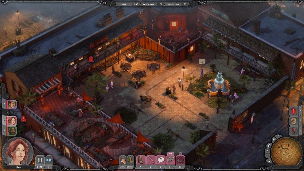 Desperados III (Android, consola y PC)