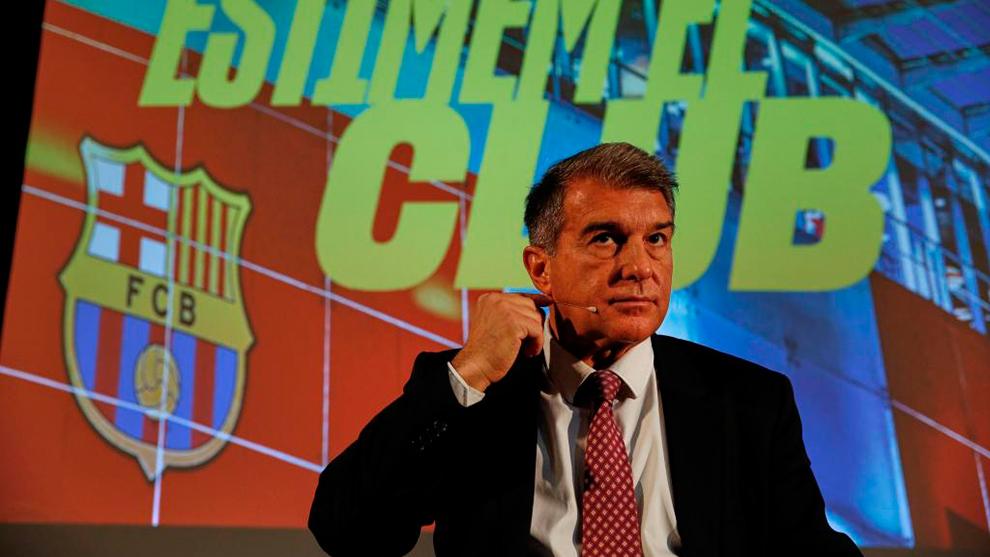Jan Laporta.