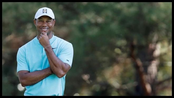 Tiger Woods, en un torneo el año pasado.