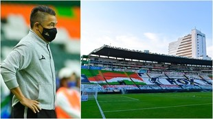 Nacho Ambriz ha convertido el Estadio León en su mayor fortaleza.