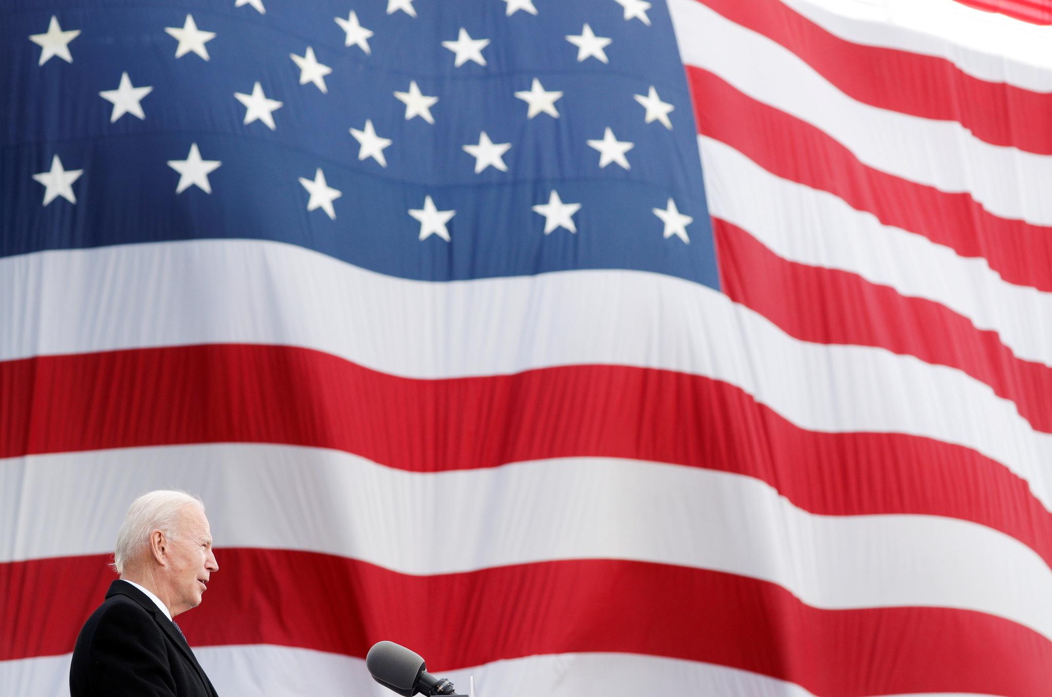 Latest from Joe Biden and Kamala Harris' inauguration day: Live updates