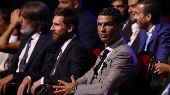 Messi, Cristiano Ronaldo, Ramos and Thiago named in UEFA fans' XI for 2020