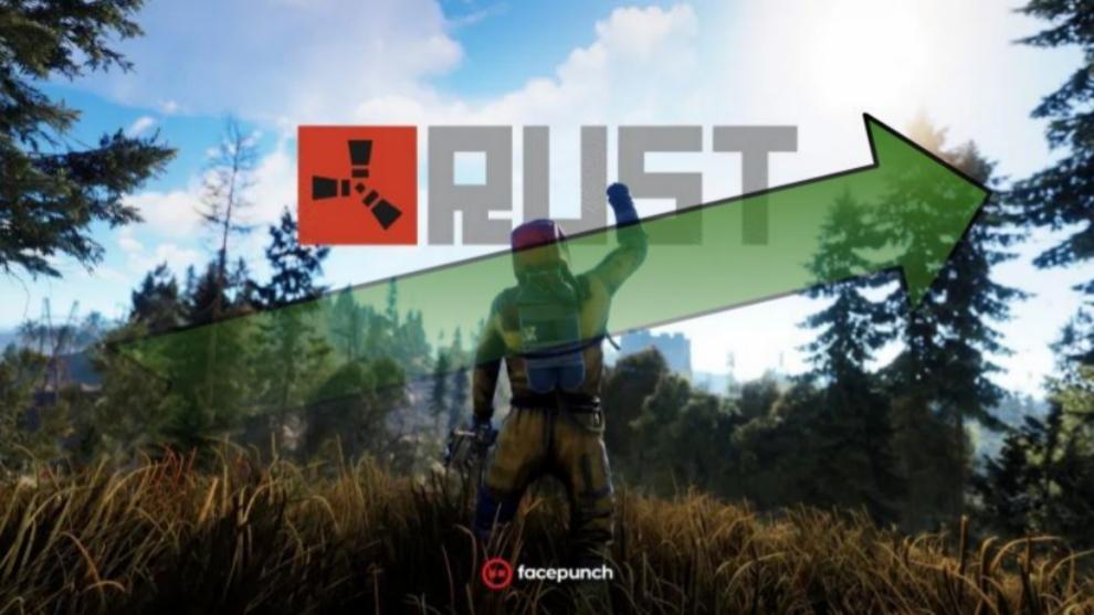 Rust ha pasado de ser un juego marginal a ser una tapadera.