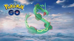 Rayquaza es el Pokémon más complicado de encontrar en el Evento de...
