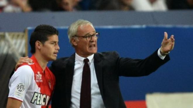 Ranieri and James