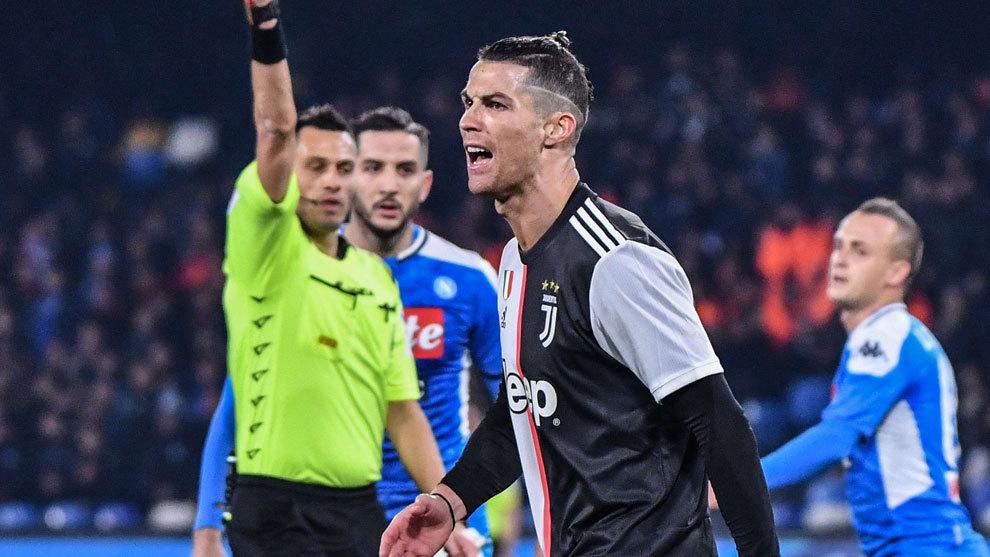 Juventus - Nápoles en directo