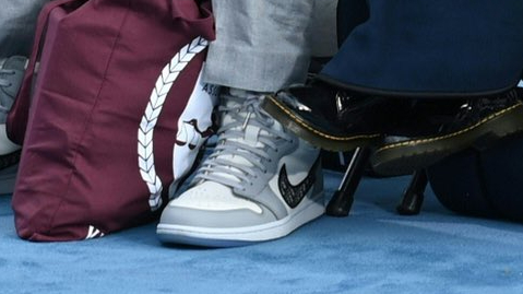 The mystery of the Jordan Diors at Biden's inauguration: Whose were they?