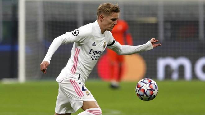 Arsenal interested in signing Odegaard on loan