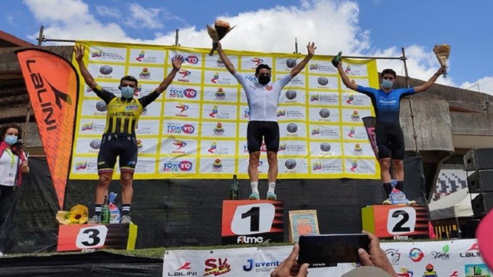 Sevilla en el podio