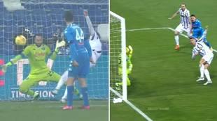 Cristiano marca 'a lo Raúl' y ya tiene a tiro ser el máximo goleador de la historia
