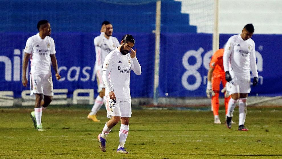 """Zidane: """"Esto no es una vergüenza, puede pasar"""""""