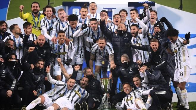 Serie A: Juventus vs Napoli: Resumen, resultado y goles de la final  Supercopa de Italia | MARCA Claro México