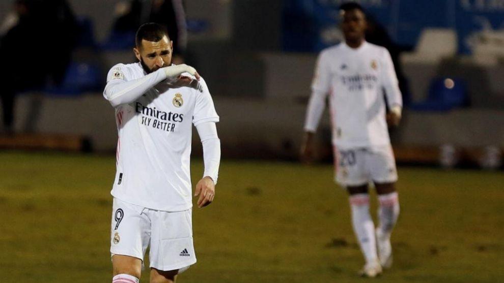 El Alcoyano, de Segunda B, elimina al Real Madrid en la prórroga... ¡y con uno menos!