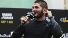 Khabib refuta a Dana White sobre la revancha contra Conor McGregor