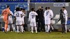 El Real Madrid es eliminado de la Copa del Rey contra el Alcoyano