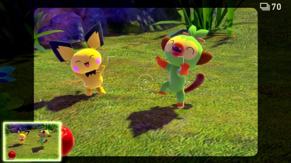 Pichu y Grookey, dos de los Pokémon, confirmaron el nuevo juego