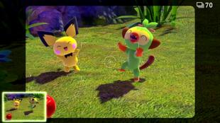 Pichu y Grookey, dos de los Pokemons confirmados en el nuevo juego