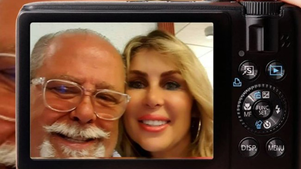 Arevalo Malena Gracia pareja salen juntos