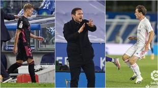 Odegaard, Lampard y Odriozola, protagonistas del mercado de fichajes...
