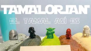 Tamalorians en CDMX