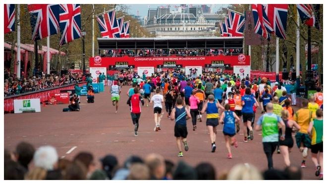 El maratón de Londres busca establecer un récord mundial de corredores: ¡100.000!