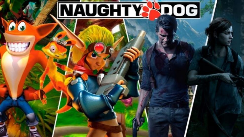 Desde su fundación en 1984, Naughty Dog ha desarrollado obras de lo...