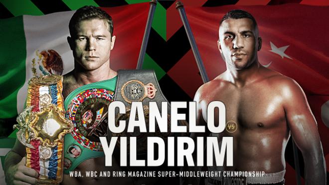Canelo vs Yildrim: la próxima pelea del Canelo para el 27 de febrero.